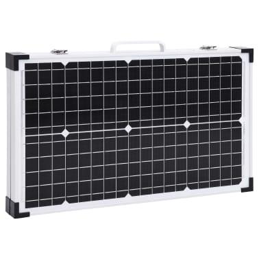 vidaXL Sulankstomas saulės modulis, 60W, 12V[4/15]