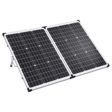 vidaXL Sulankstomas saulės modulis, 120W, 12V[1/16]