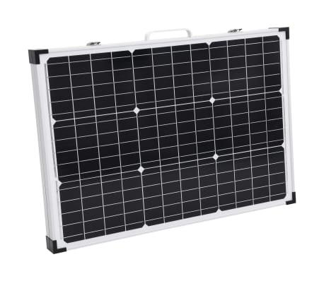 vidaXL Sulankstomas saulės modulis, 120W, 12V[2/16]