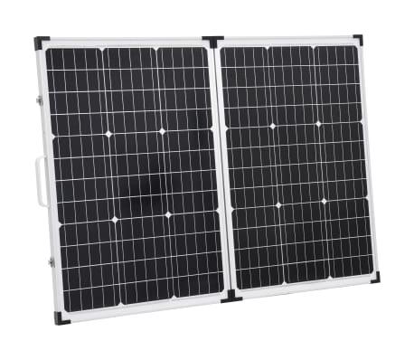 vidaXL Sulankstomas saulės modulis, 120W, 12V[3/16]