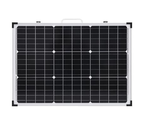 vidaXL Sulankstomas saulės modulis, 120W, 12V[4/16]