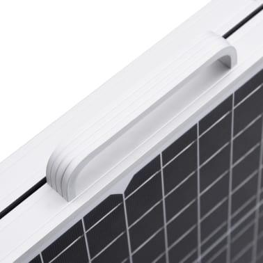 vidaXL Sulankstomas saulės modulis, 120W, 12V[11/16]