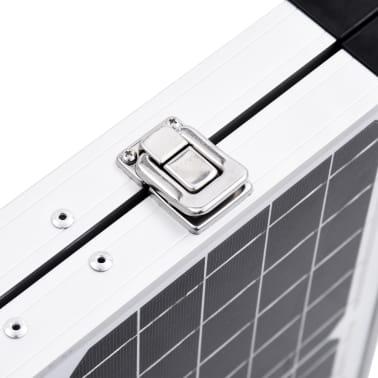 vidaXL Sulankstomas saulės modulis, 120W, 12V[10/16]