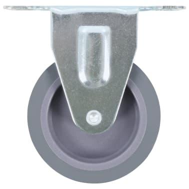 vidaXL 16 pcs Roulettes fixes 75 mm[5/8]