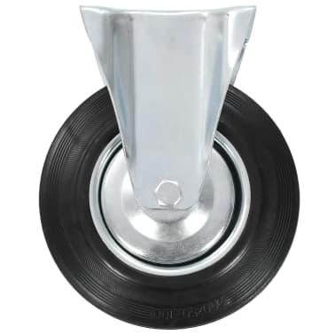 vidaXL Fiksuojami ratukai, 200 mm, 8 vnt.[4/5]