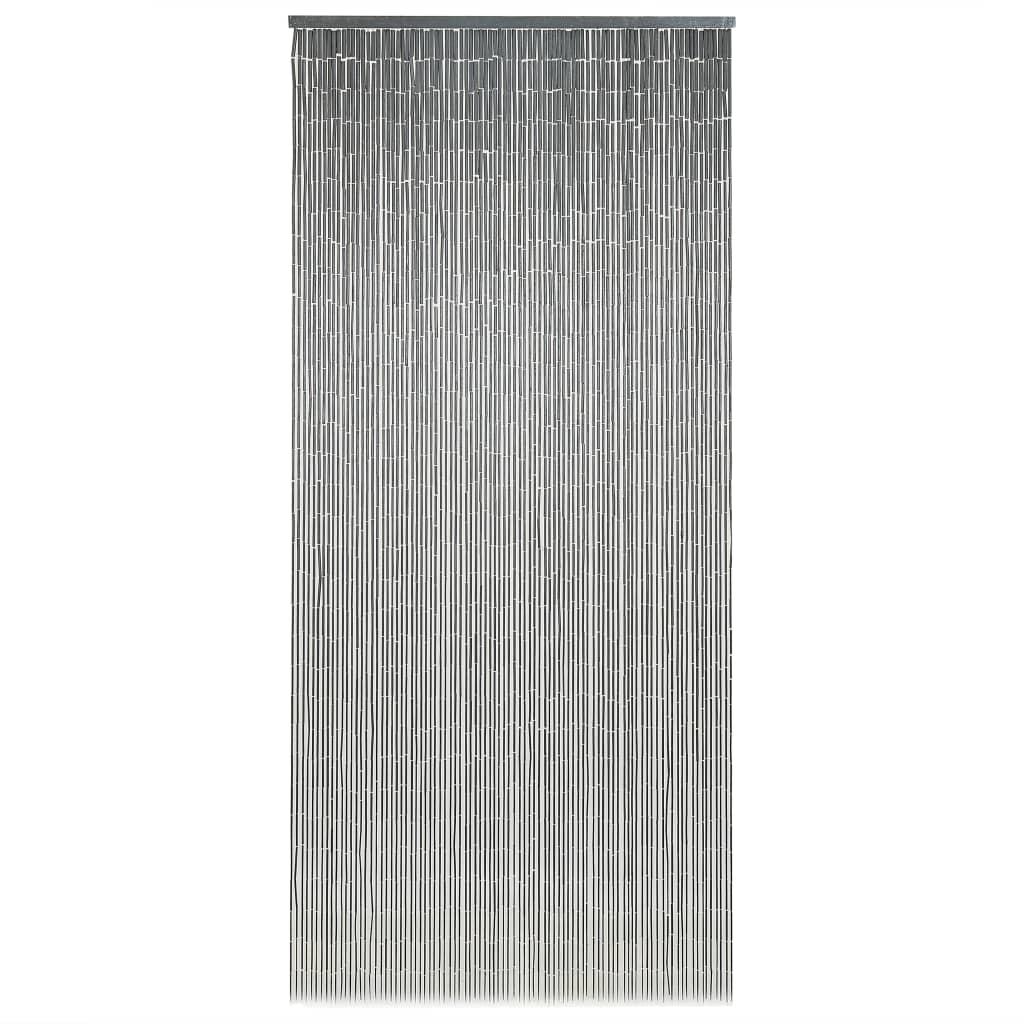 vidaXL Perdea de ușă pentru insecte, 90 x 200 cm, bambus imagine vidaxl.ro
