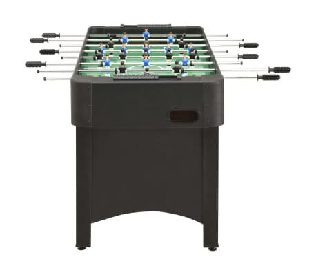 vidaXL Stalo futbolo stalas, juodos spalvos, 118x95x79cm[3/10]