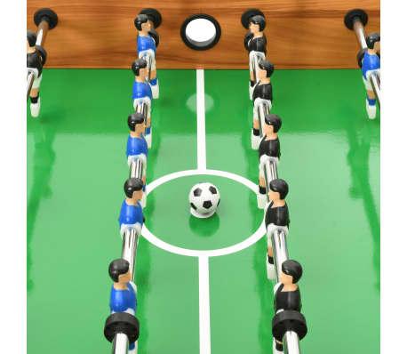 vidaXL Stalo futbolo stalas, klevo spalvos, 118x95x79cm[7/10]