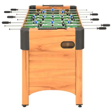 vidaXL Stalo futbolo stalas, klevo spalvos, 118x95x79cm[3/10]