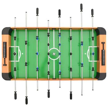 vidaXL Stalo futbolo stalas, klevo spalvos, 118x95x79cm[4/10]