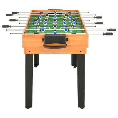 vidaXL Universalus žaidimų stalas, 15-1, klevo spalvos, 121x61x82cm[4/16]
