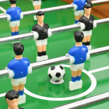 vidaXL Universalus žaidimų stalas, 15-1, klevo spalvos, 121x61x82cm[9/16]