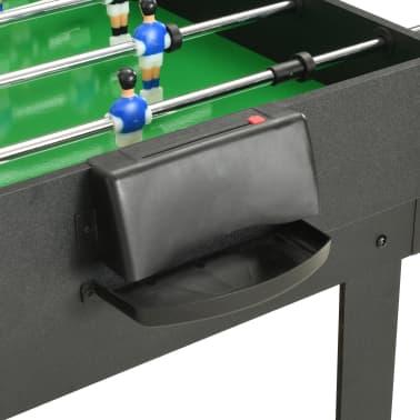 vidaXL Universalus žaidimų stalas, 15-1, juodos spalvos, 121x61x82cm[7/16]