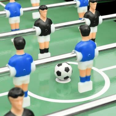 vidaXL Universalus žaidimų stalas, 15-1, juodos spalvos, 121x61x82cm[8/16]