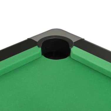 vidaXL Biljarttafel 7 feet 88 kg 214x122x79 cm zwart[6/8]