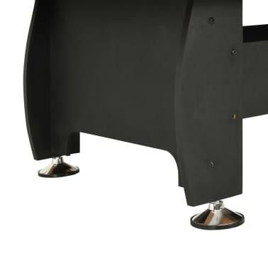 vidaXL Biljarttafel 7 feet 88 kg 214x122x79 cm zwart[7/8]