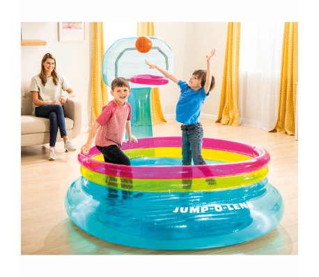Intex Piscina inflable con canasta Jump O-Lene PVC[1/3]
