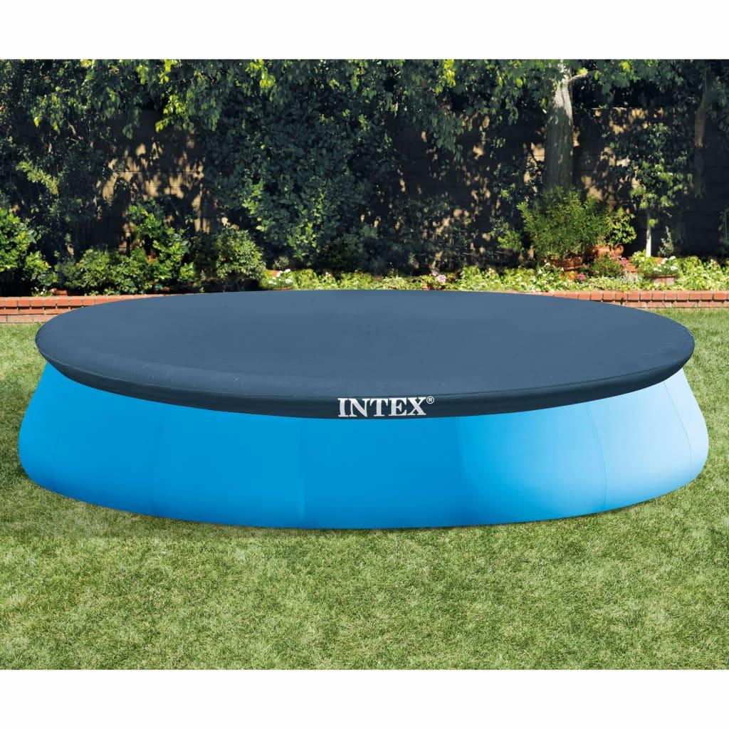 Intex Krycí plachta na bazén kulatá 457 cm