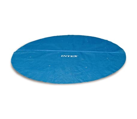 Intex Couverture solaire de piscine ronde 488 cm[2/6]