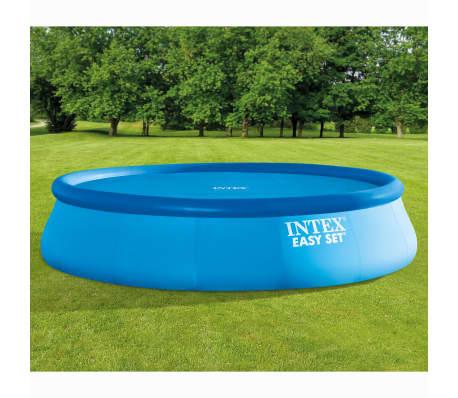 Intex Couverture solaire de piscine ronde 488 cm[3/6]