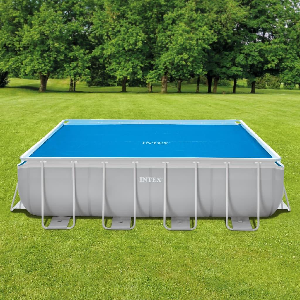 Intex basseini päikesekate, kandiline 400 x 200 ..