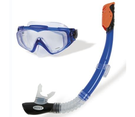Intex 2-delige Duikset Silicone Aqua Sport