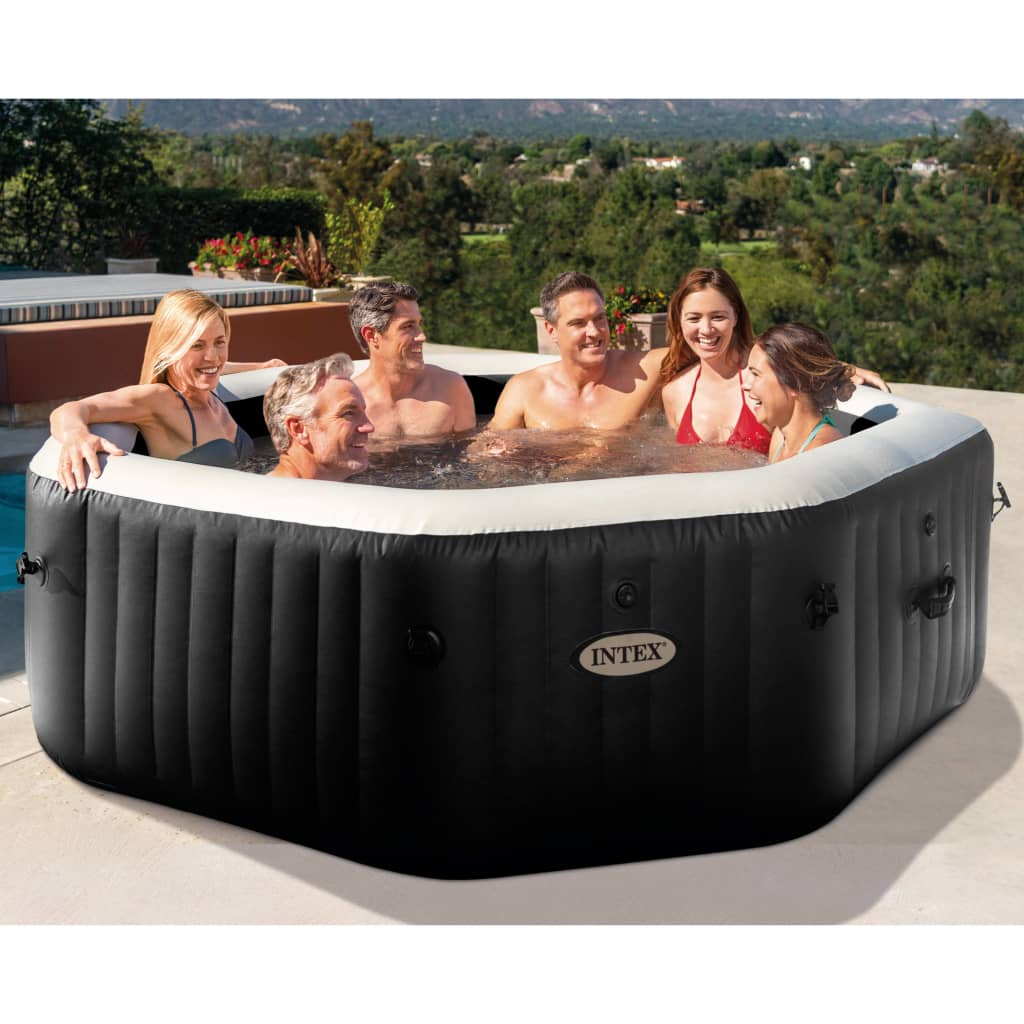 "Intex Jet and Bubble Massage Tub Octagon ""PureSpa"""