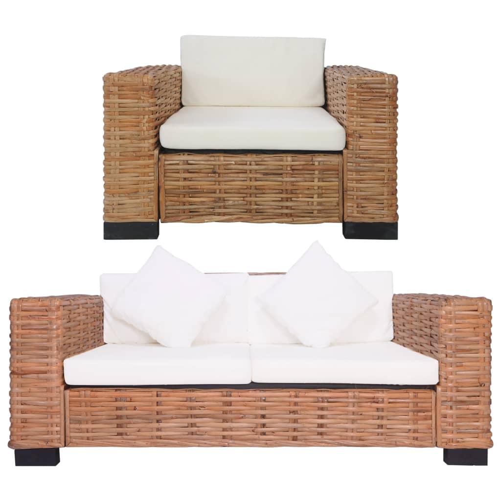 Canapé 2 places Confort