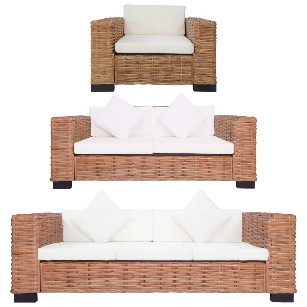 Canapé 3 places Confort