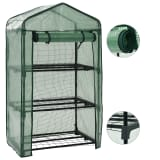 vidaXL 3-Tier Mini Greenhouse 69x49x125 cm