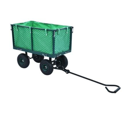 vidaXL Tuinwagen 350 kg groen[3/11]