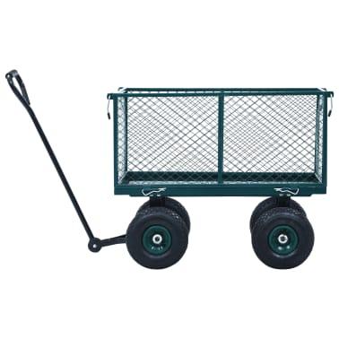 vidaXL Tuinwagen 350 kg groen[6/11]