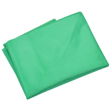vidaXL Garden Cart Liner Green Fabric[2/4]