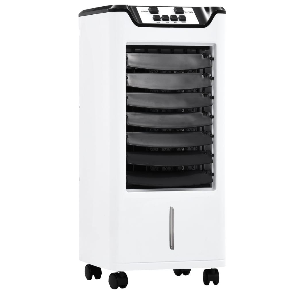 vidaXL Mobilní ochlazovač vzduchu, čistička a zvlhčovač 3v1 60 W