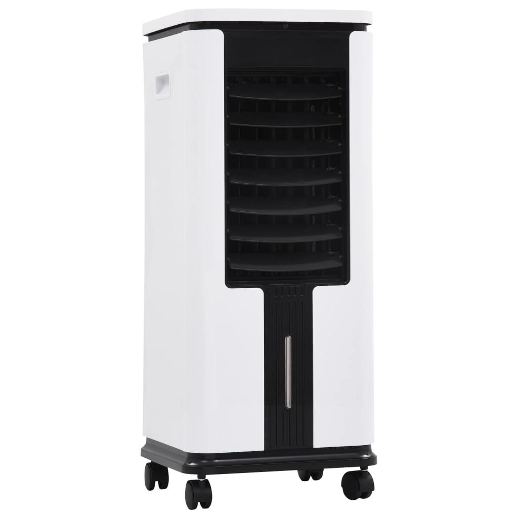 vidaXL Răcitor, umidificator, purificator de aer mobil, 3-în-1, 75 W poza 2021 vidaXL