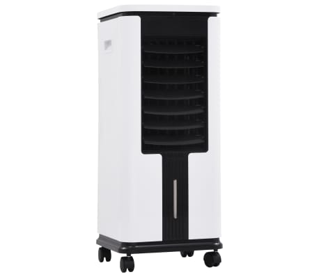 vidaXL 3-in-1 Luchtbevochtiger mobiel Purifier 75 W