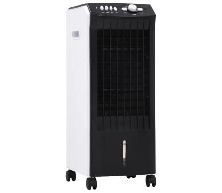 vidaXL gaisa dzesētājs, mitrinātājs un attīrītājs, 65 W, pārvietojams