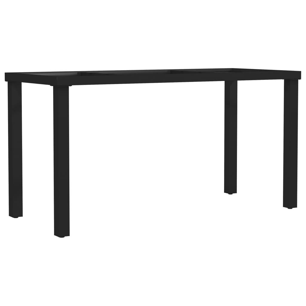 vidaXL Picioare de masă cu cadru în formă de I, 140 x 60 x 72 cm imagine vidaxl.ro