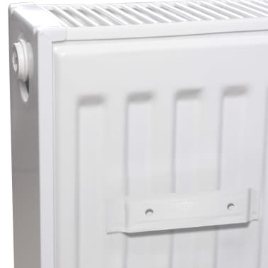 vidaXL Värmeelement sidomonterat 8 st 120x10x60 cm[3/7]