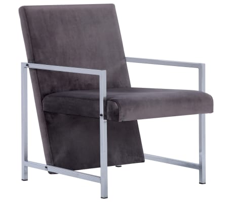 This gorgeous armchair, featuring a modern and original design, will be a real eye-catcher to wherever it goes.