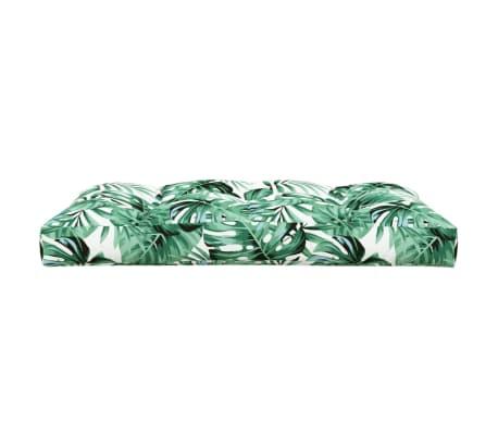 vidaXL Tuinkussen 120x80x10 cm stof groen[5/5]