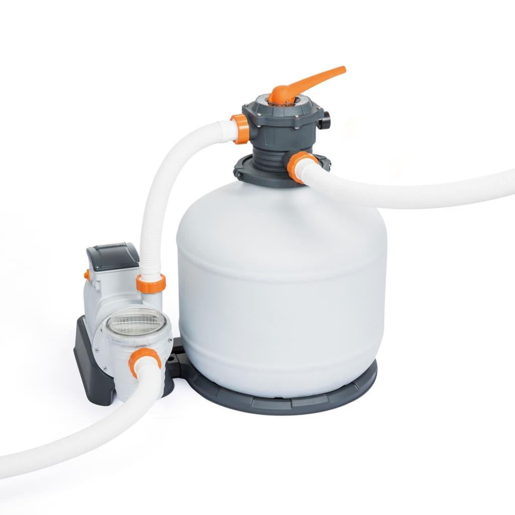 Bestway Sandfilterpumpe Flowclear 11.355 L/h