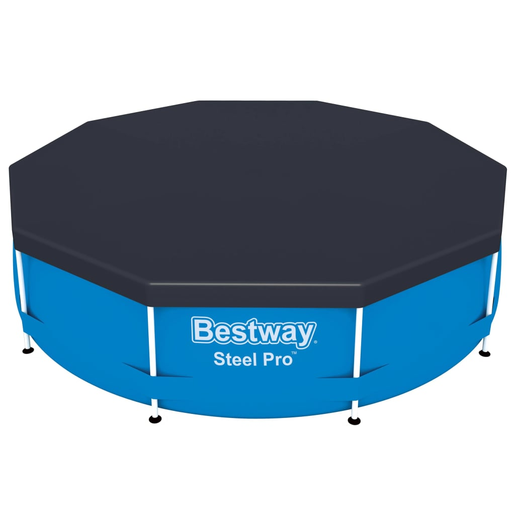 Bestway Prelată de piscină Flowclear, 305 cm vidaxl.ro