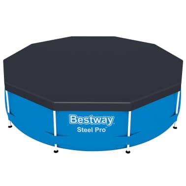 Bestway Couverture de piscine Flowclear 305 cm[1/4]