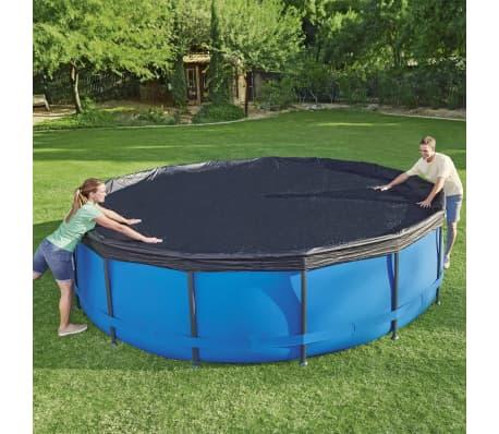 Bestway Couverture de piscine Flowclear 457 cm[4/8]