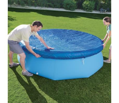 Bestway Couverture de piscine Flowclear Fast Set 305 cm[4/8]