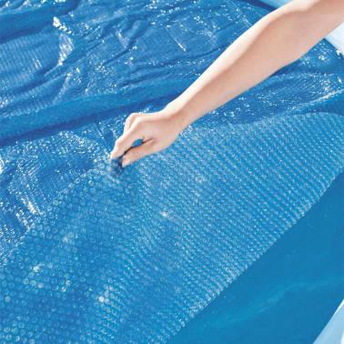 Bestway Couverture solaire de piscine Flowclear 305 cm[5/8]