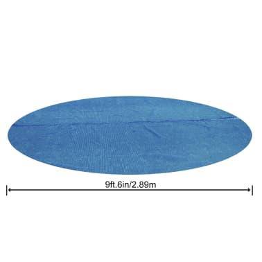 Bestway Couverture solaire de piscine Flowclear 305 cm[7/8]