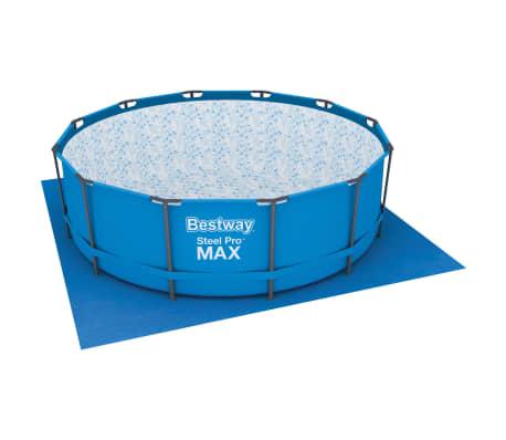 Bestway Tapis de sol pour piscine Flowclear 396x396 cm[5/7]