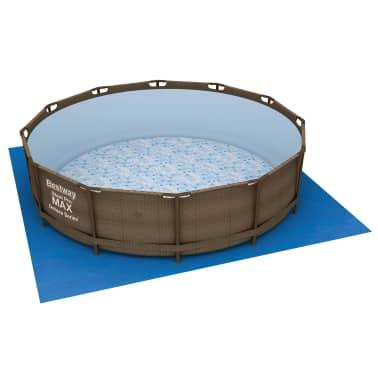 Bestway Tapis de sol pour piscine Flowclear 396x396 cm[4/7]